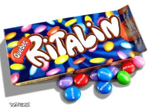 Gardons le Ritalin pour la fin