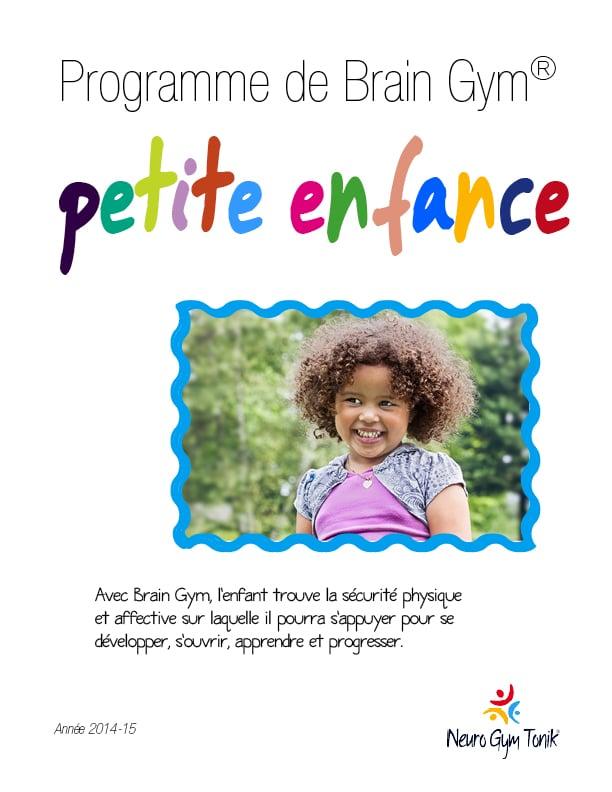 Programme-2014-15-Brain-Gym-petite-enfance