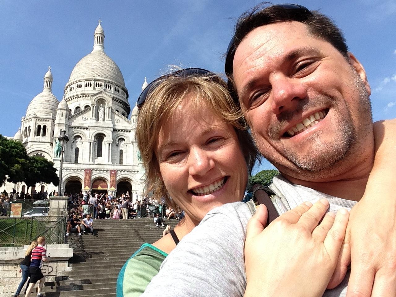 Grégoire Garneau et Cindy Boiteau