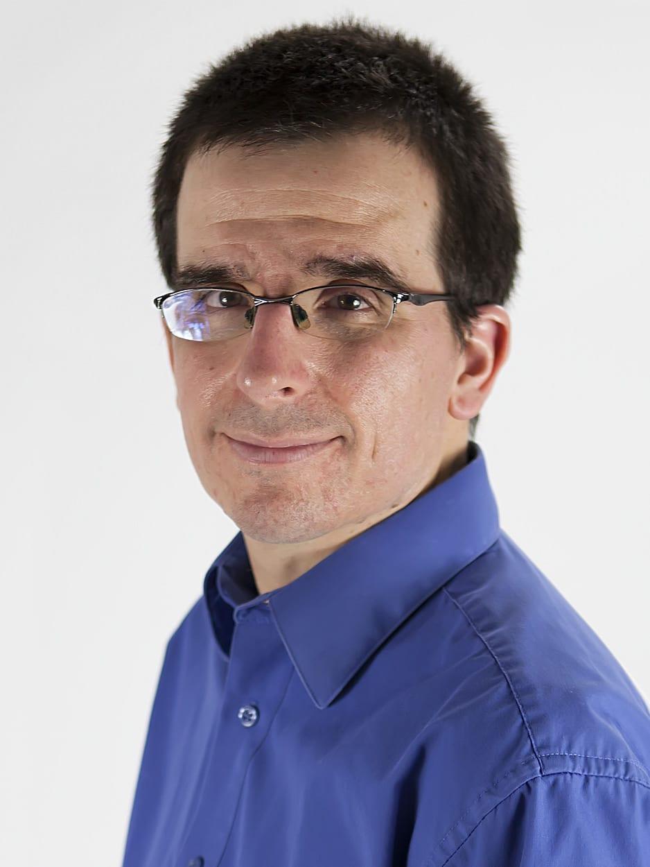 Dr Maxime Saint-Denis, chiropraticien