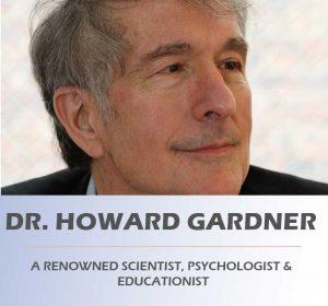 Dr Howard Gardner
