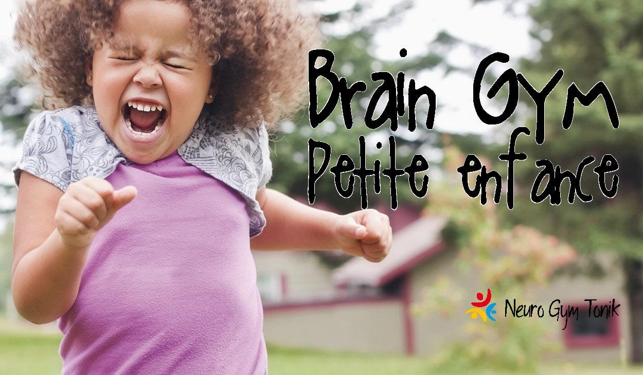 Brain Gym petite enfance chez Neuro Gym Tonik