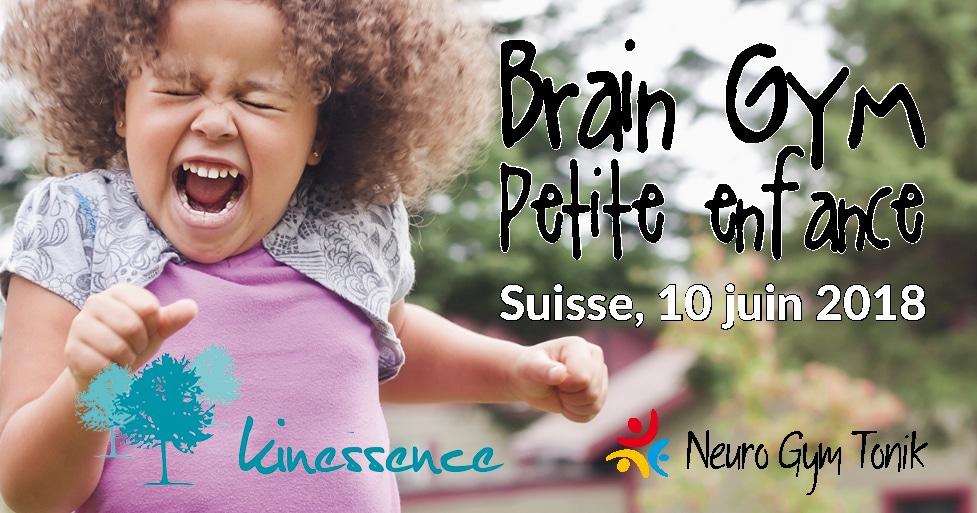 Brain Gym petite enfance - Suisse