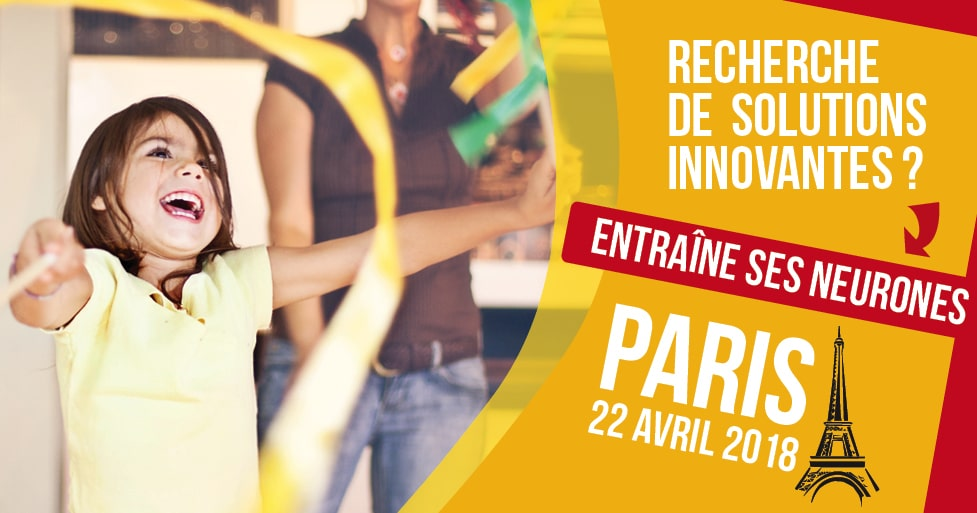 Brain Gym petite enfance et Brain Gym à l'école Paris - 22 avril 2018