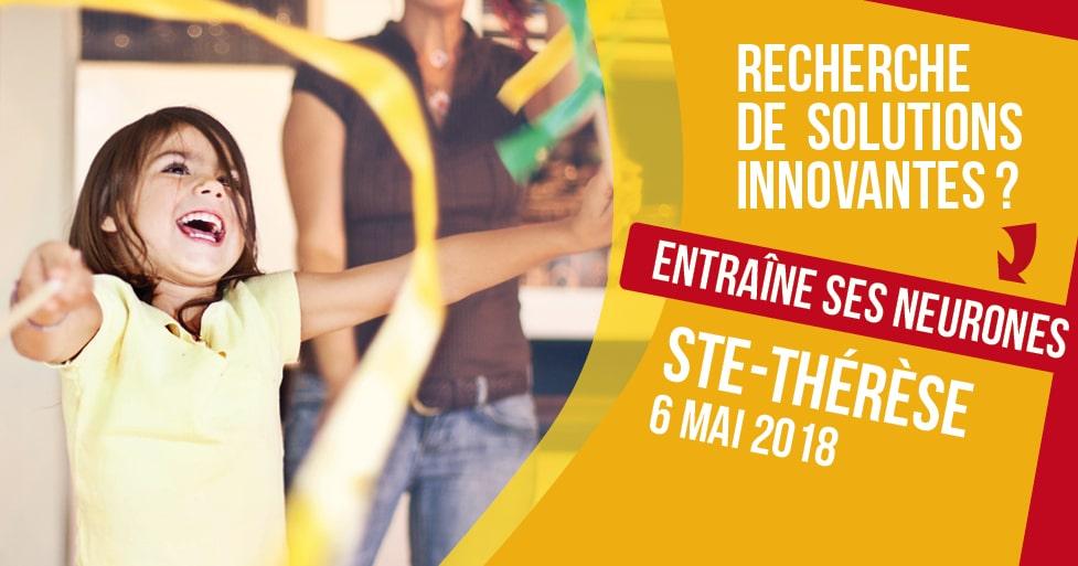 Brain Gym petite enfance et école Ste-Thérèse - 6 mai 2018