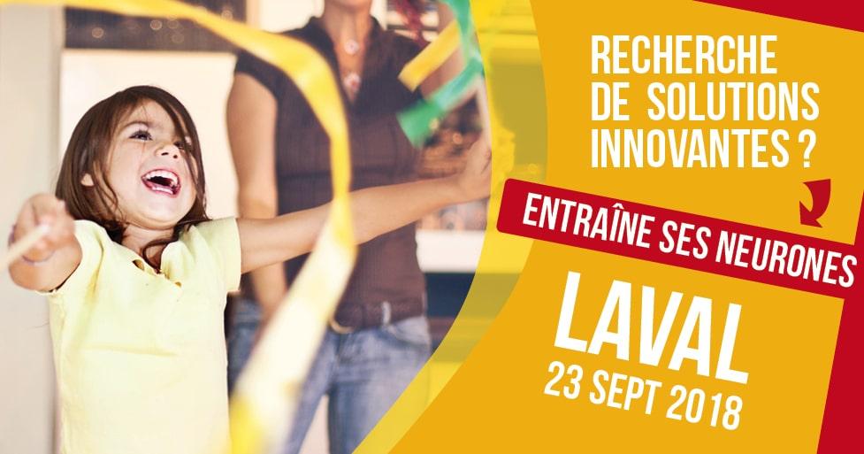 Brain Gym petite enfance et école, Laval, 23 septembre 2018