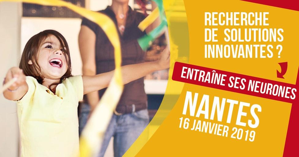 Brain Gym petite enfance et école - Nantes, 16 janvier 2019