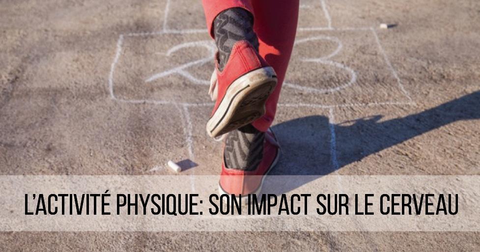 L'activité physique: son impact sur le cerveau - Neuro Gym Tonik