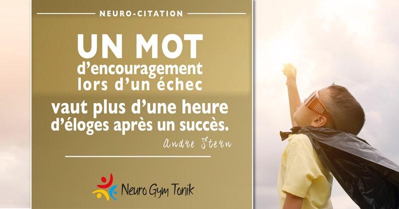 Neuro Citation 27 aout 2018