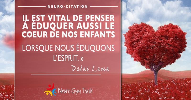 Éduquer le coeur | Neuro-Capsule de la semaine
