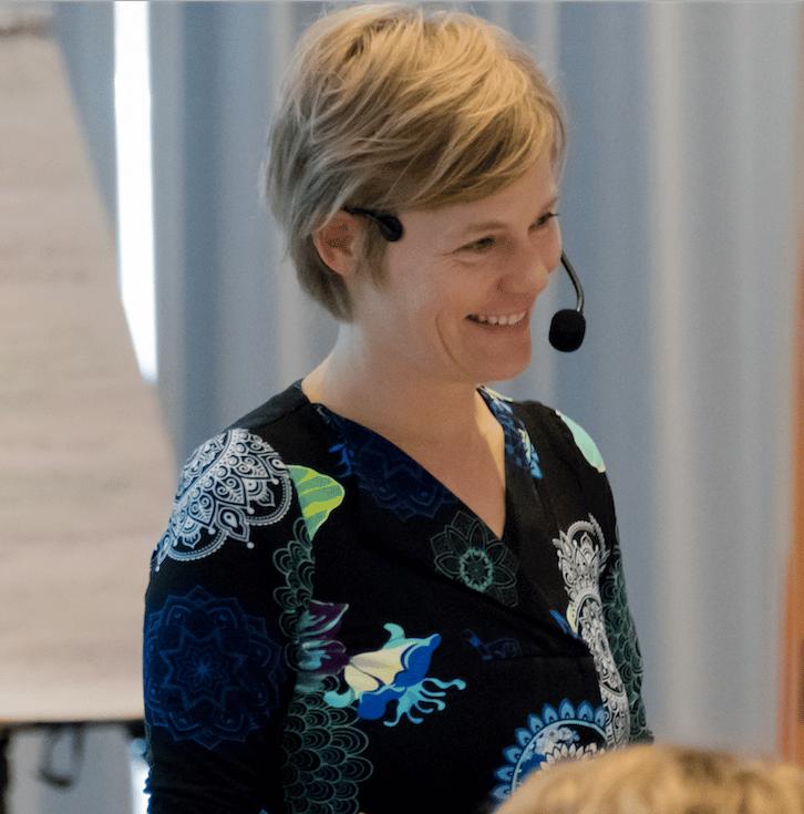 Cindy Boiteau, Conférencière, Formatrice internationale et Co-fondatrice de Neuro Gym Tonik