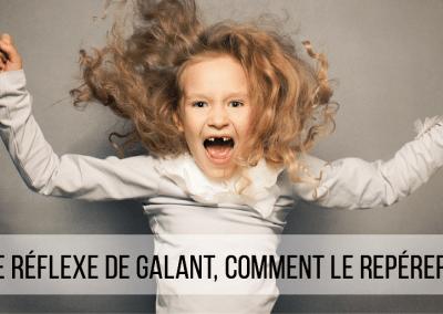 Le réflexe de Galant, comment le repérer?