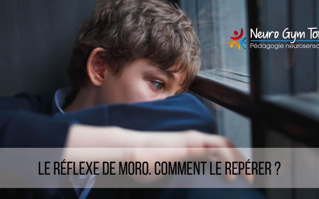 Le réflexe de Moro, comment le repérer?