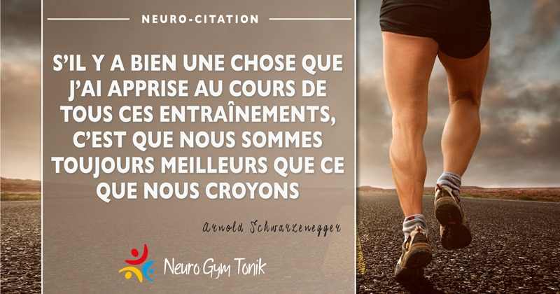 Vous êtes plus en forme que vous le croyez   | Neuro-Citation de la semaine