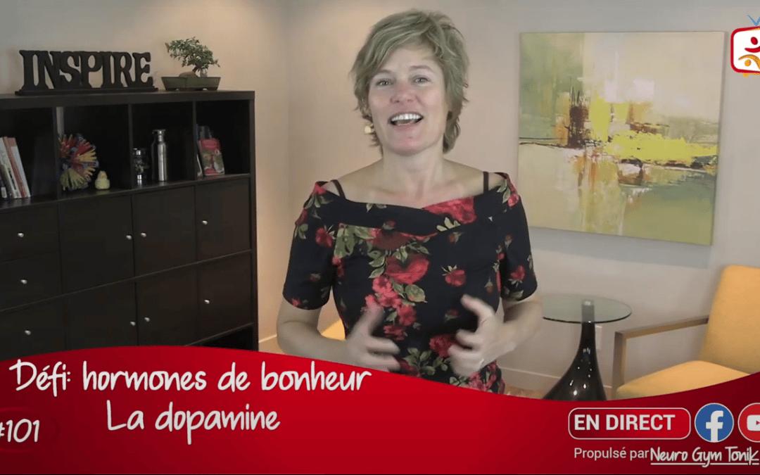 La télé de Cindy – La dopamine