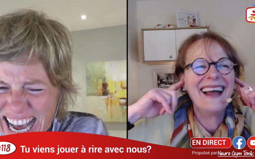 La télé de Cindy – Tu viens jouer à rire avec nous?